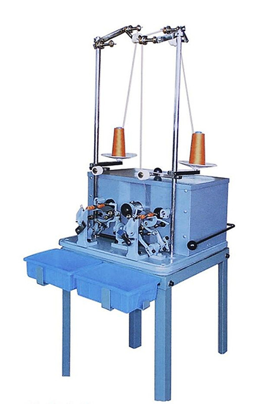 winding machine for clothing