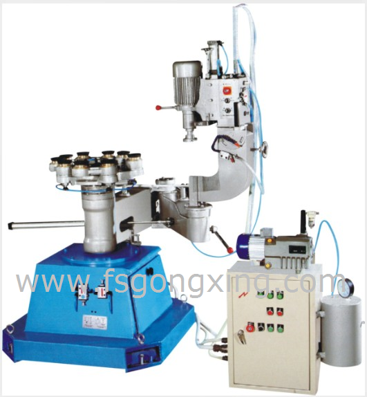 Model BYM1321 Glass Shaped Grinding Machine