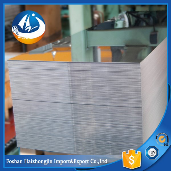 SUS304L BA 4'x 8' stainless steel sheet price per ton