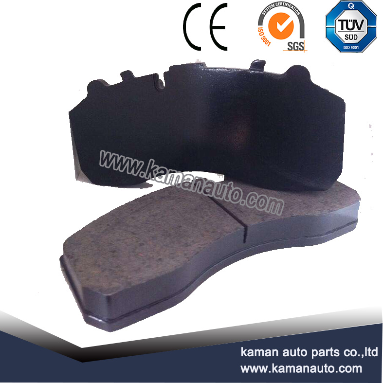 China brand truck brake pad for heavy duty truck parts
