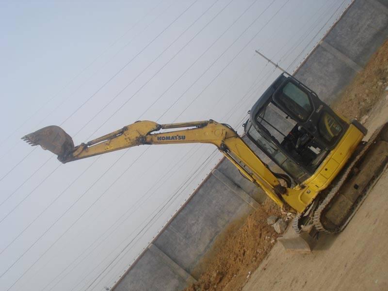 Sell used Komatsu PC50-8 excavator