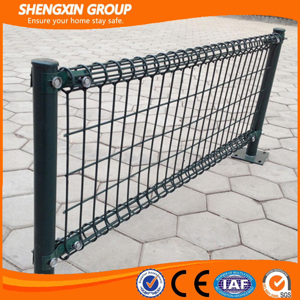 Alibaba China Cheap Double Circle Fence Panels For Sale