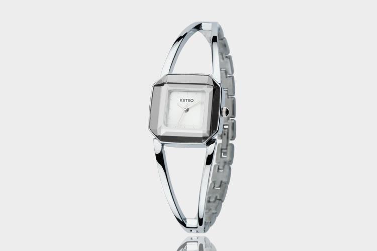 2017 latest lady women wrist watches alloy waterproof brief watches