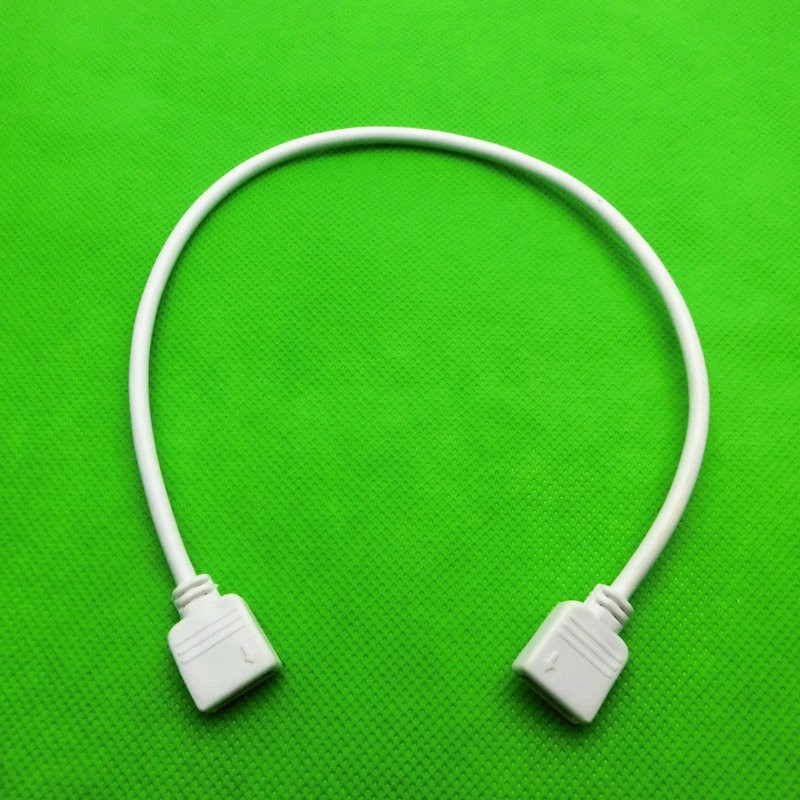 4pin RGB LED Strip Connecotor Extend Wire