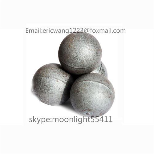 Wholesale Cast steel balls,cast grinding iron media balls --huamin