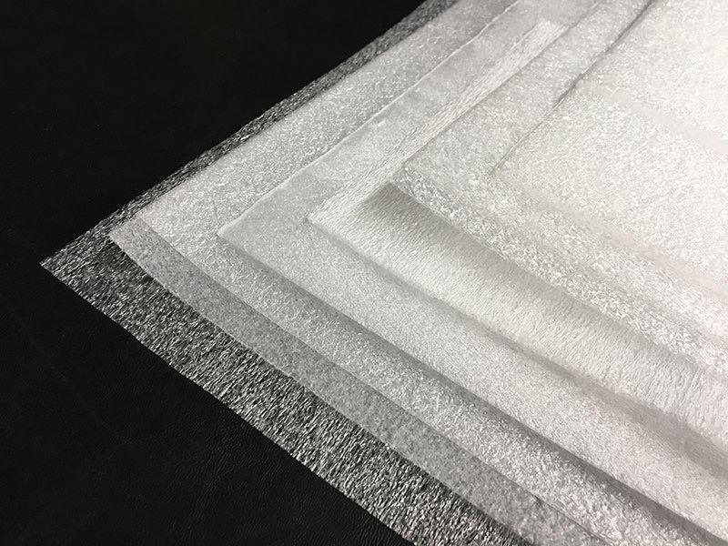 VIETNAM Custom Die Cut 3D Packing EVA PE Epe Foam Insert Packing Foam Liner Insert CNC Cutting Pack
