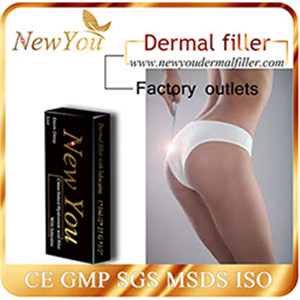 High Quality Injectable Hyaluronic Acid Dermal Filler (Derm Plus 10ml)