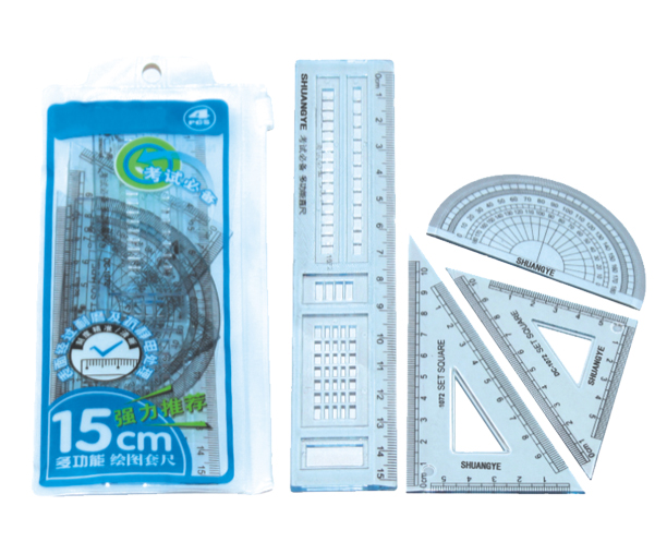 Drafting Ruler Sets for Students