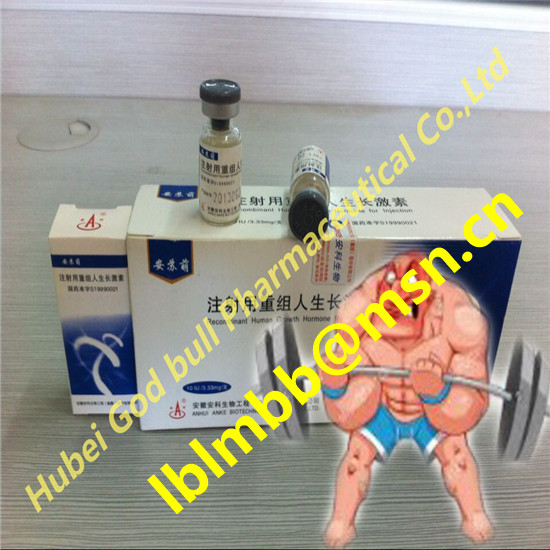 Riptropin HGH 100IU/kit high quality safe delivery