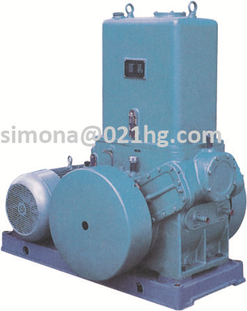 Polymers Pump for shipbuilding