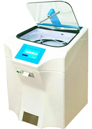 One button operation Automatedendoscope cleaningdisinfecting machines
