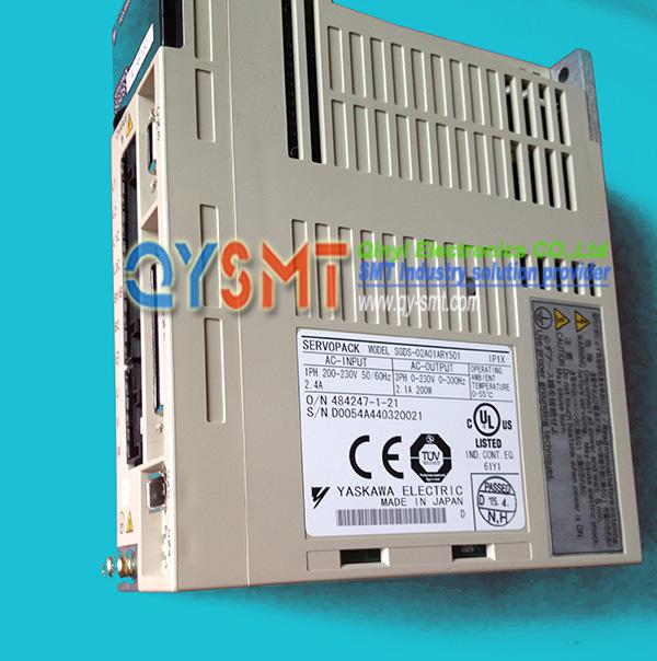 FUJI XP142,XP143 R.Q.Z AXIS EEAN2870 SERVO AMP SGDS-01A01ARY501