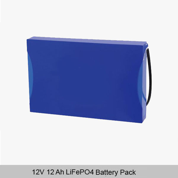 12v 15ah 3000 cycle times Lifepo4 battery rechargeable for solar street lights