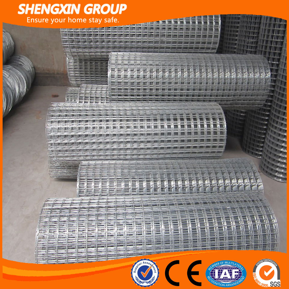 11 Inch Galvanized Welded Wire Mesh