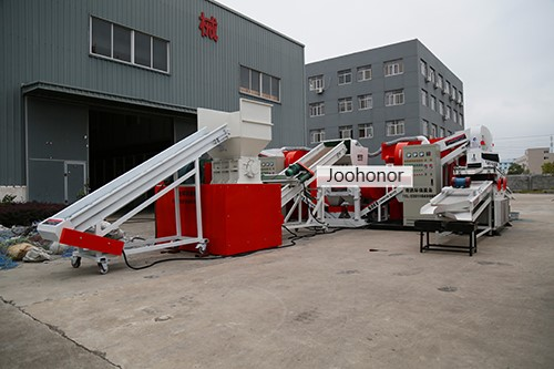 JX-800SA Copper Wire Crusher