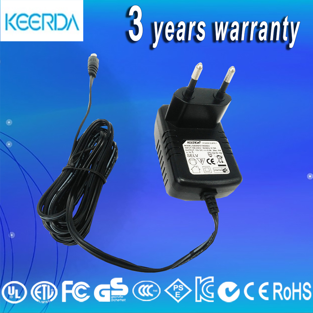 2017 new products on the EU market 5v 1000ma power adapter 6W plug charger safety mark