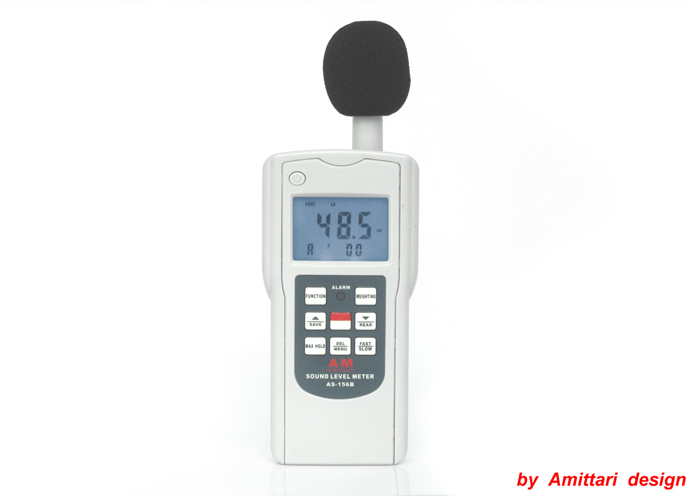 Sound Level Meter AS-156A & AS-156B