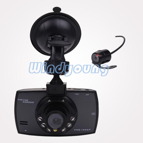 Car DVR Dual Camera Recorder S30