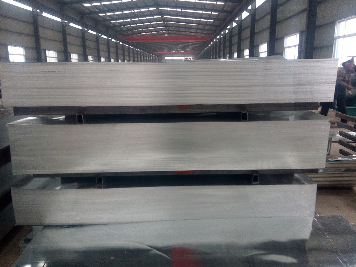 high Speed Leveling shearing production Line