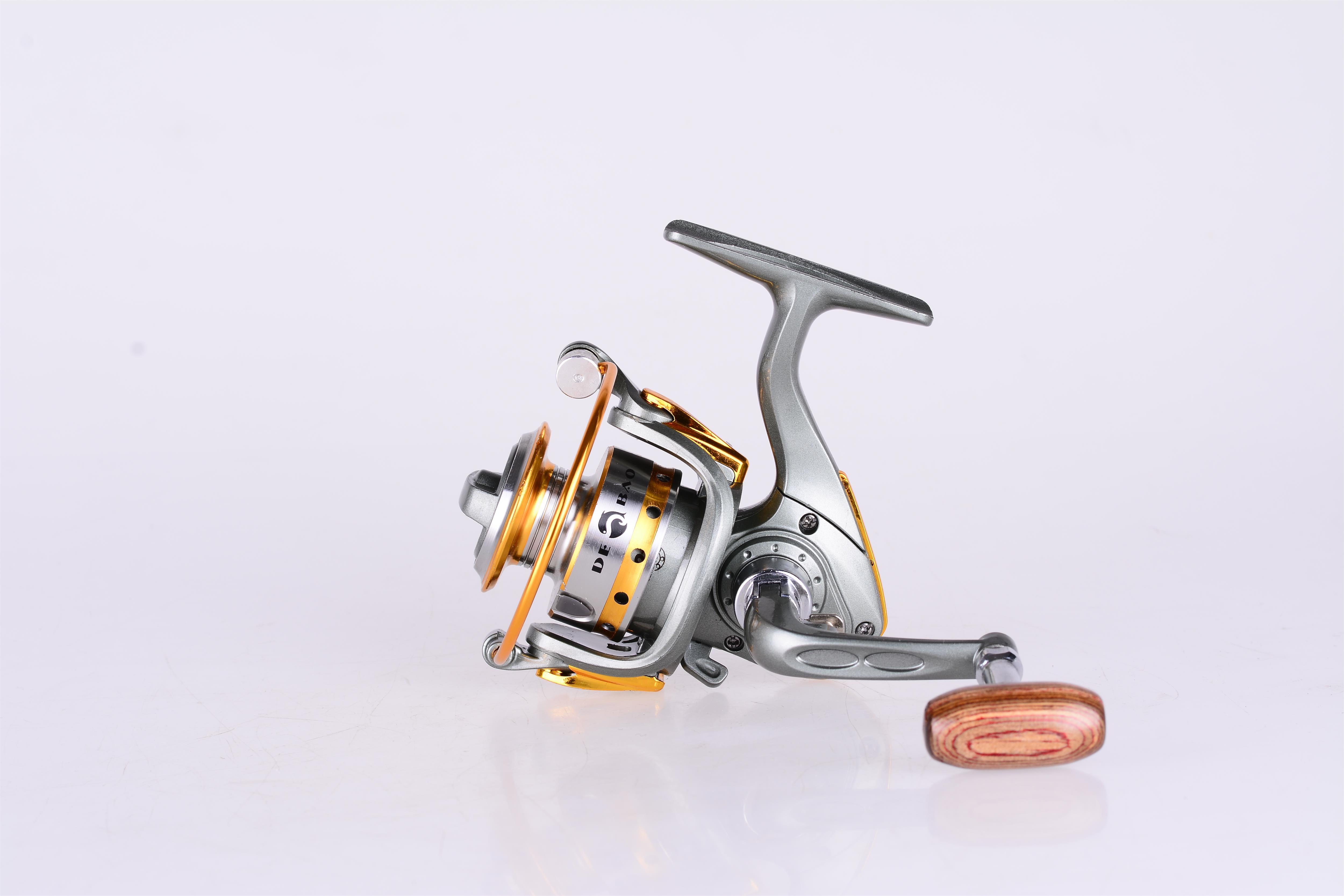 Ultra Cheap Small whosale DK150 Spinnning Fishing Reel