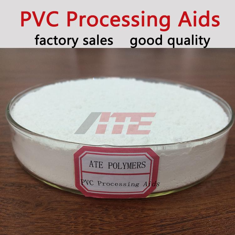 PVC processing aids series
