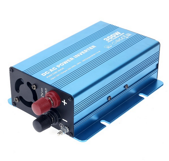 300W Pure Sine Wave Power Inverter