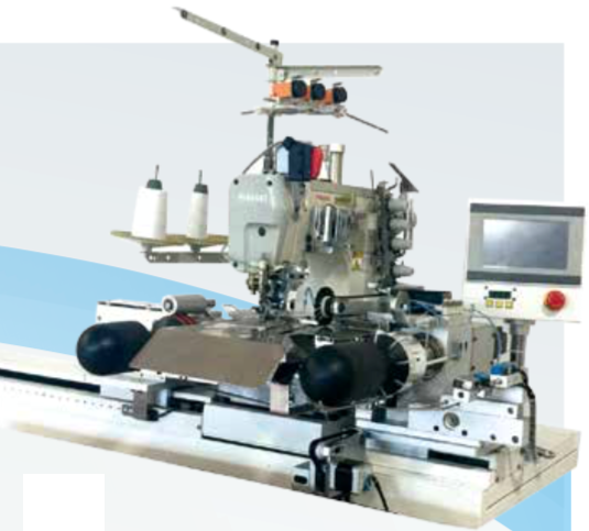 Automatic Coverstitch Bottom Hemmer
