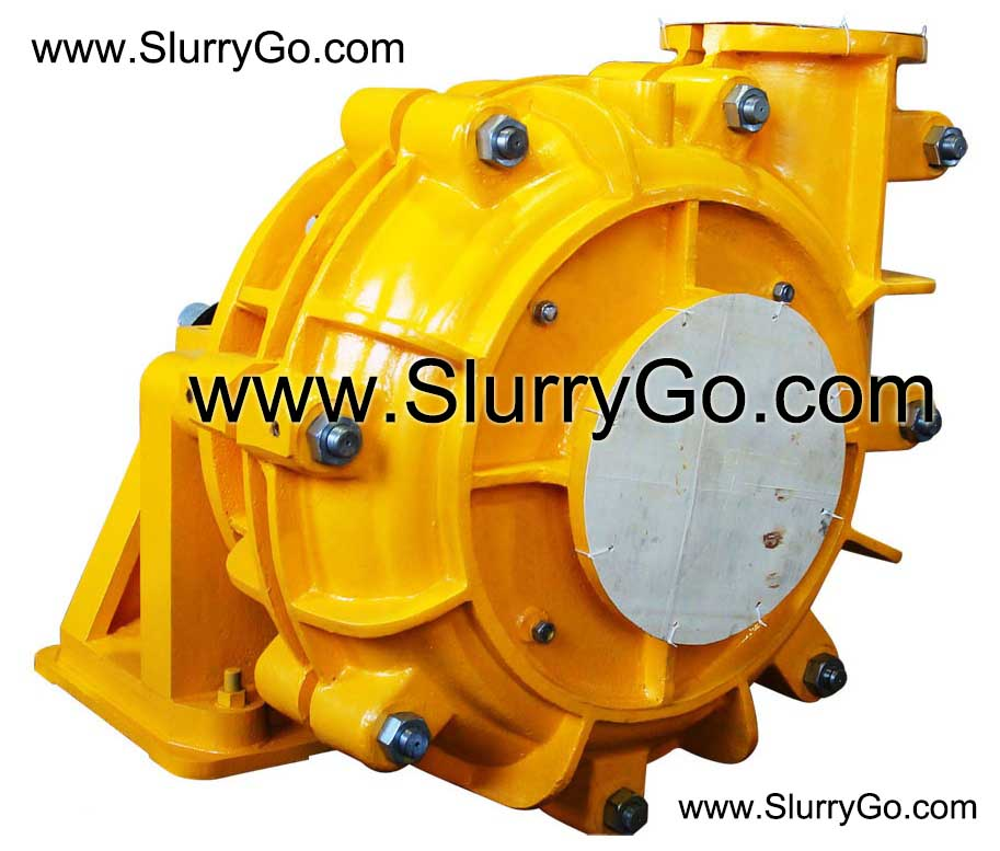 WARMAN slurry pumps for mining equipment SLURRYGO