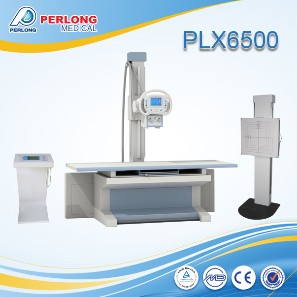 digitalized radiography x-ray system PLX6500 with CR system