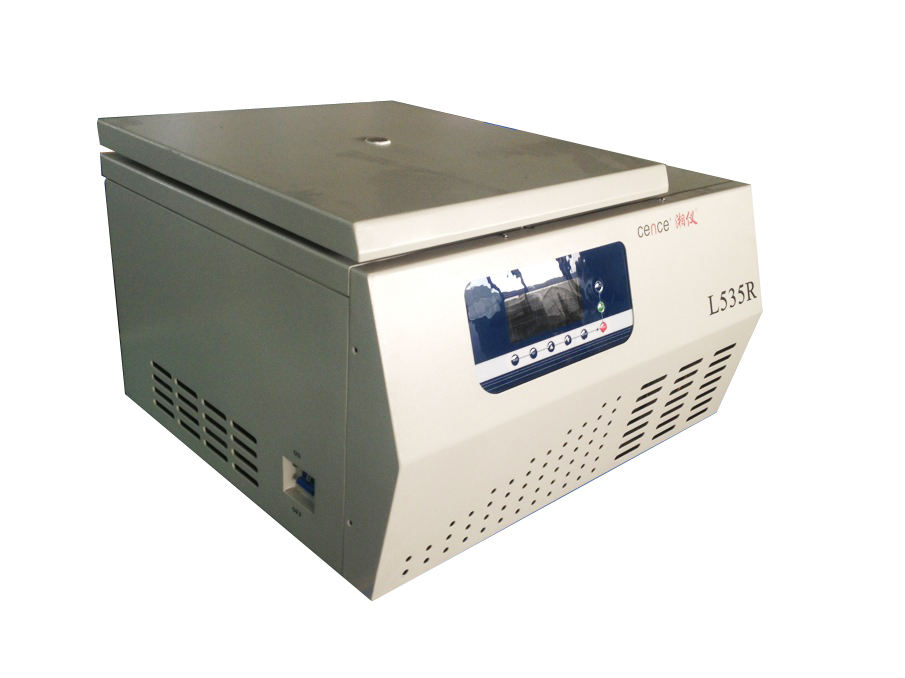 L535R Tabletop Low Speed Refrigerated Centrifuge
