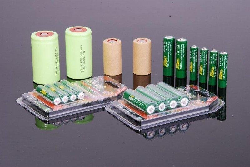 Low Self Discharge Ni-MH battery
