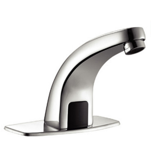brass induction faucet