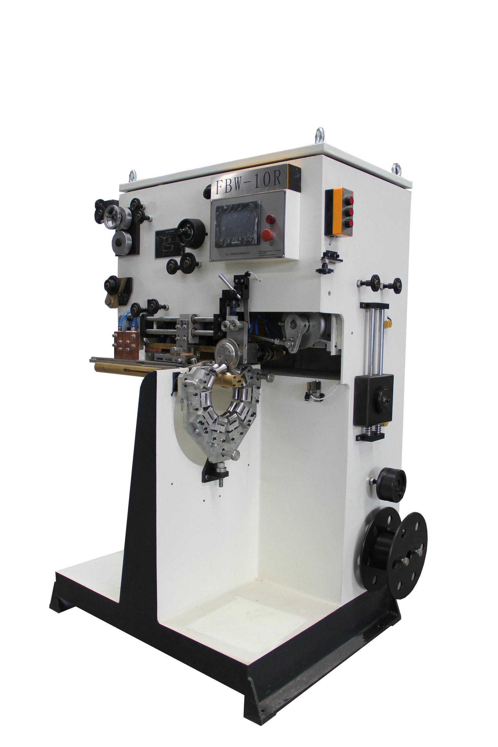 Tin can side seam welding machine