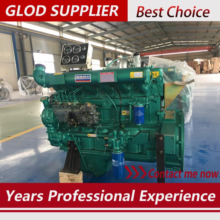 100kw diesel engine 110kw/120kw engines 120hp 150hp 6105 series for land use