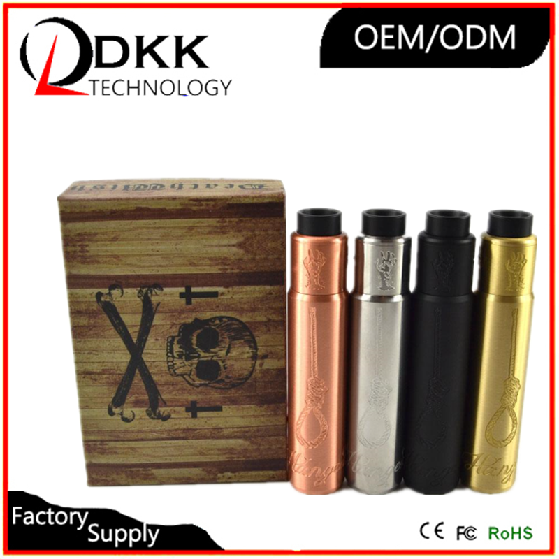 Hot Selling crossbones mod/purge mod kit/Rogue mod for wholesale by Dkktech
