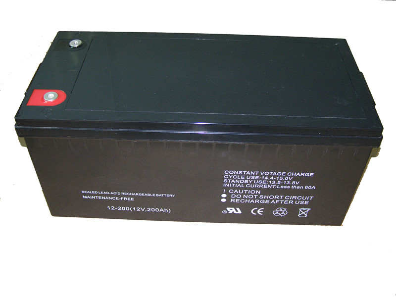 Valve-regulated lead acid battery NP12v200ah