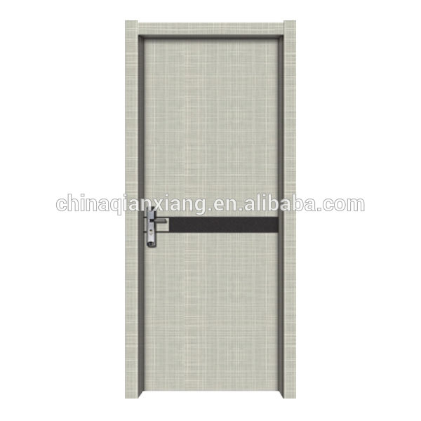 sound proof high quality swing bedroom painting wood door