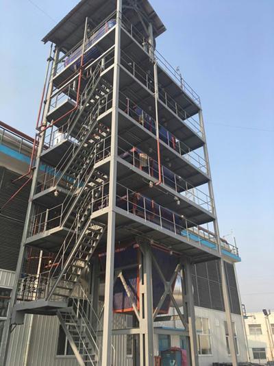 Waste Heat Steam Boiler for Power Generation
