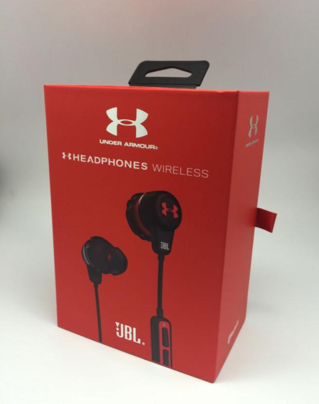 UA&JBL wireless earphone