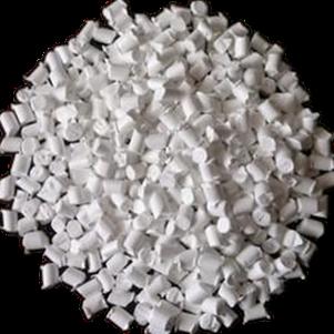 White Masterbatch 60% anatase type tio2,virgin PP/PE carrier resin, with filler