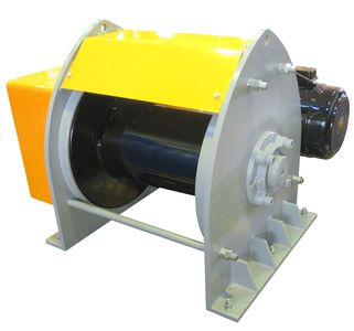 Electric Wire Rope Winch TC7500a/TC7500b