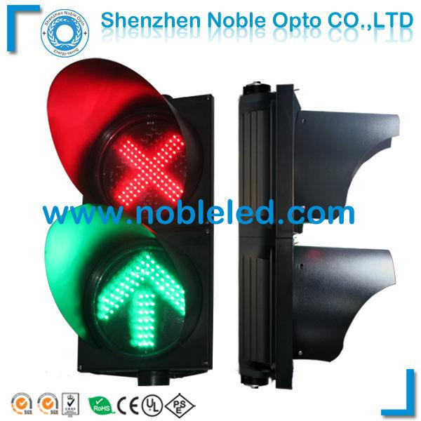 200mm toll booth led traffic lights on sale shenzhen noble opto co