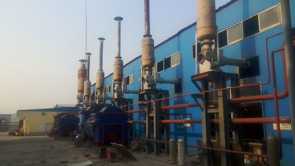 Waste Heat Boilers Exhaust Gas Heat Recovery of Diesel Engines for Power Generation