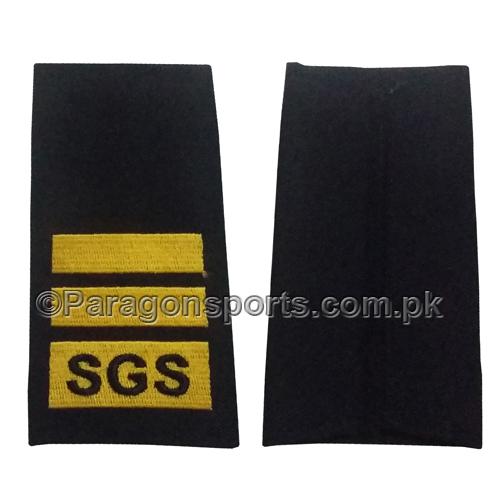 Uniform-Epaulettes PS-1455
