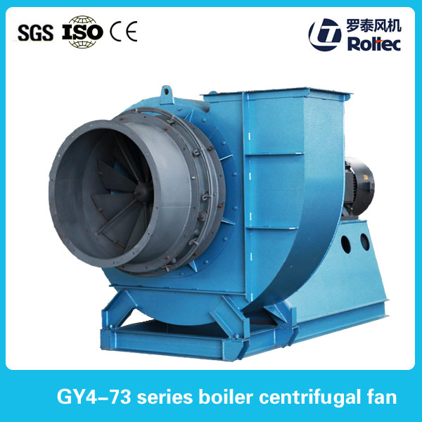High Temperature Inline Fans : Industrial high temperature exhaust fan centrifual