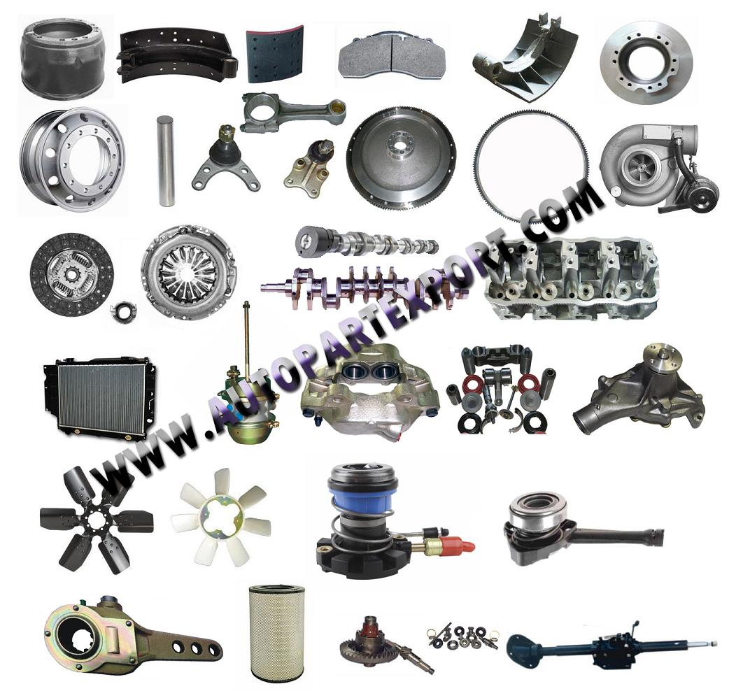 Heavy duty truck parts - Supply Heavy Duty Truck Parts Truck Engine System Parts Truck Brake System Parts Truck Clutch System