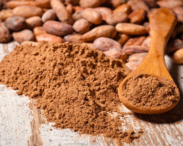 Natural Cacao Powder, Cacao Beans, Cacao Nibs, Cacao Butter