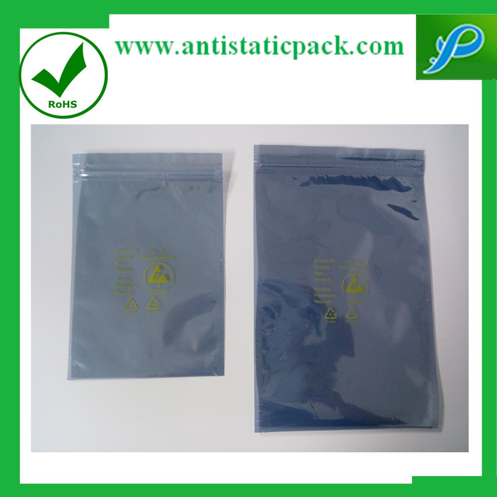 2017 New Design Translucent Anti Static Static Shielding Bag With Long-term