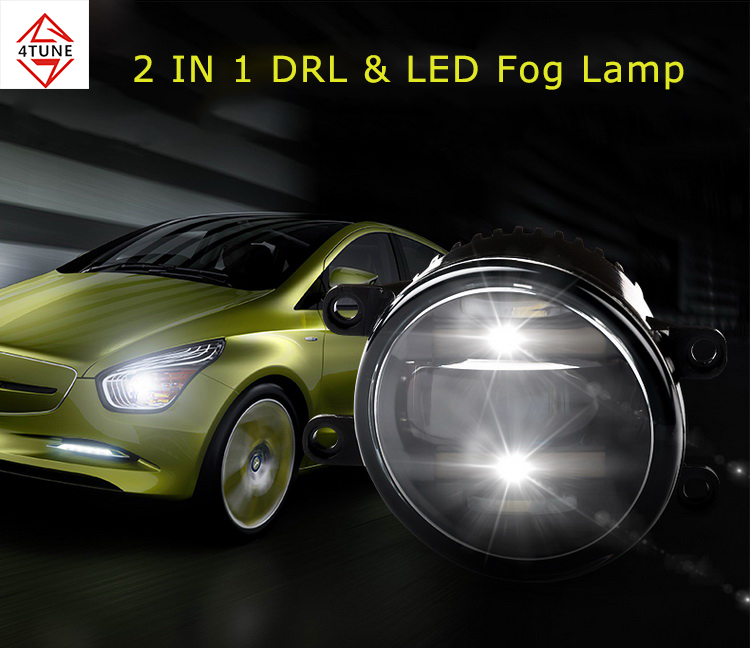 High quality led fog lamp for toyota camry/wish/axio fog light 18W auto parts