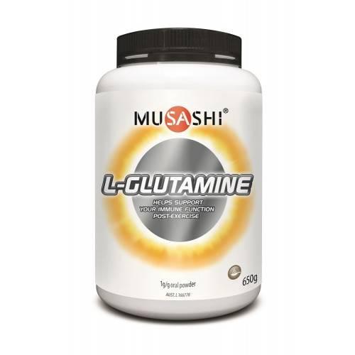 Nestle  Musashi L-Glutamine
